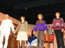 Les Dames du Jeudi de Loleh Bellon avec Anne Mélou, Marité Morin, Catherine Riverain, Jean Barrier