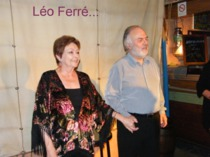 Léo Ferré, de la Poésie à l'Anarchie, avec Anne Mélou et Jean Barrier